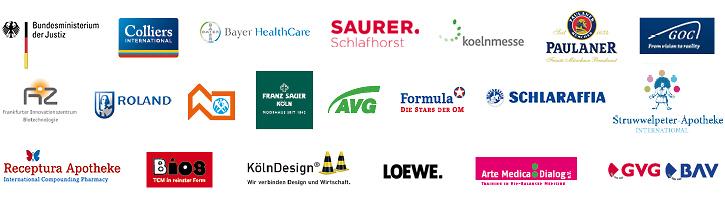 Referenzen von Trautmann Marken