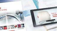 PreciFX Kommunikationsmedien für digitale Verlegetechnologie